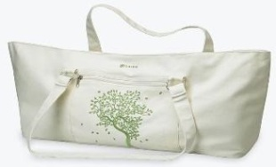 Gaiam tree of Life Yoga mat bag