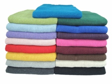 Deluxe Solid Color Yoga Blankets 3.8 lbs