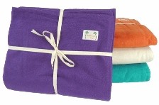 Ultra Soft Cotton Yoga Blanket